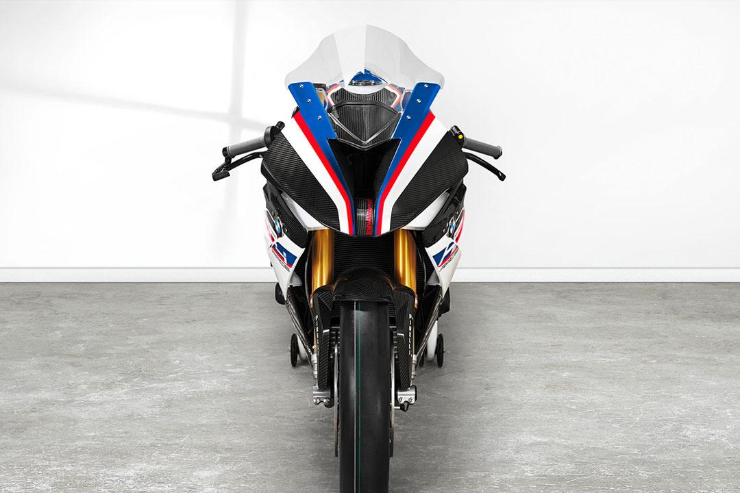 BMW HP4 RACE 2020 Maroc