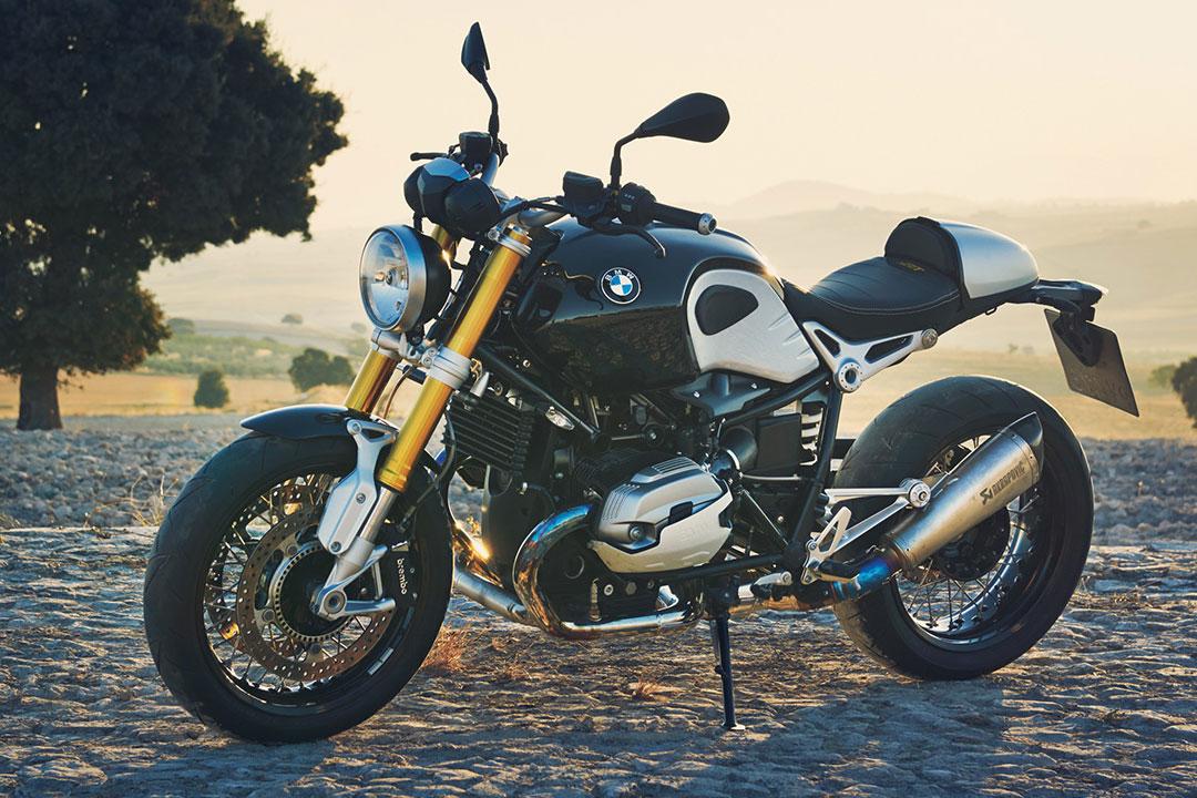 BMW R nineT 2020 Maroc