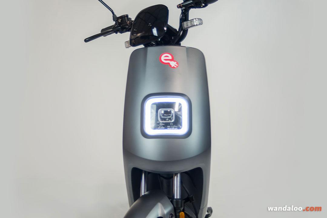 E-MOTO LVNENG S4 Maroc