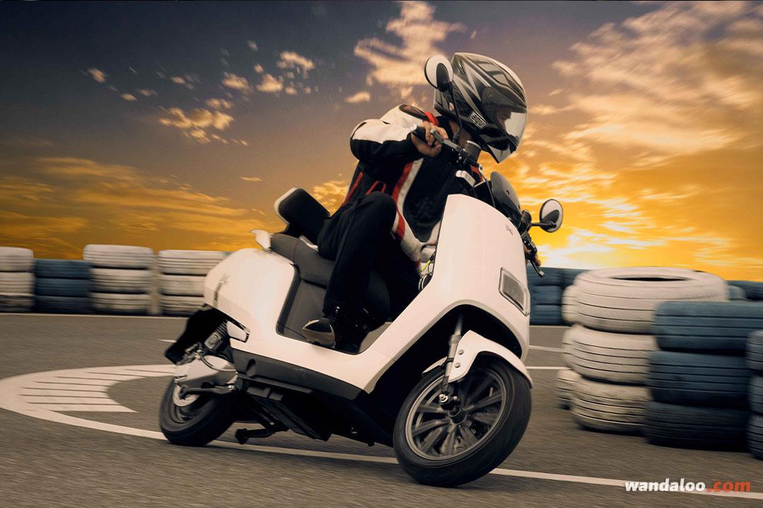 E-MOTO LVNENG XS5 Maroc