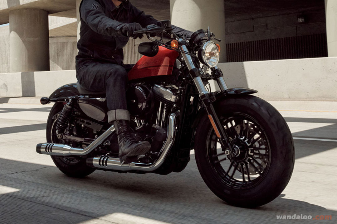 HARLEY-DAVIDSON forty-eight Maroc