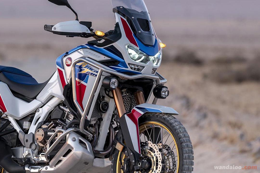 HONDA CRF Africa Twin Adventure Sport 1100 Maroc