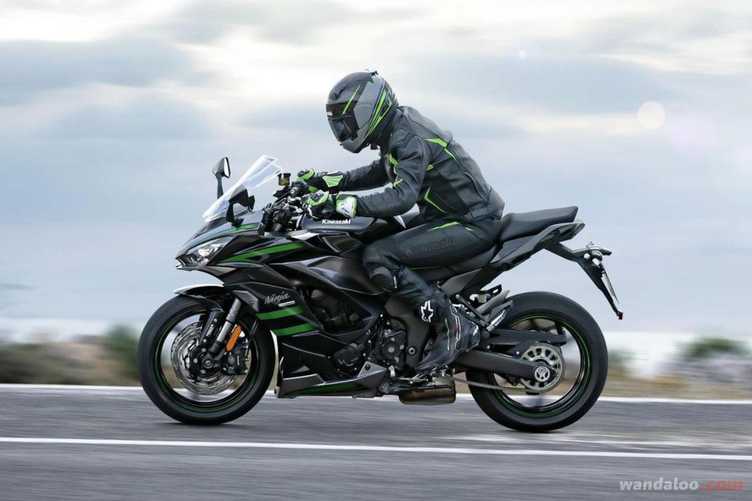 KAWASAKI Ninja 1000SX Maroc