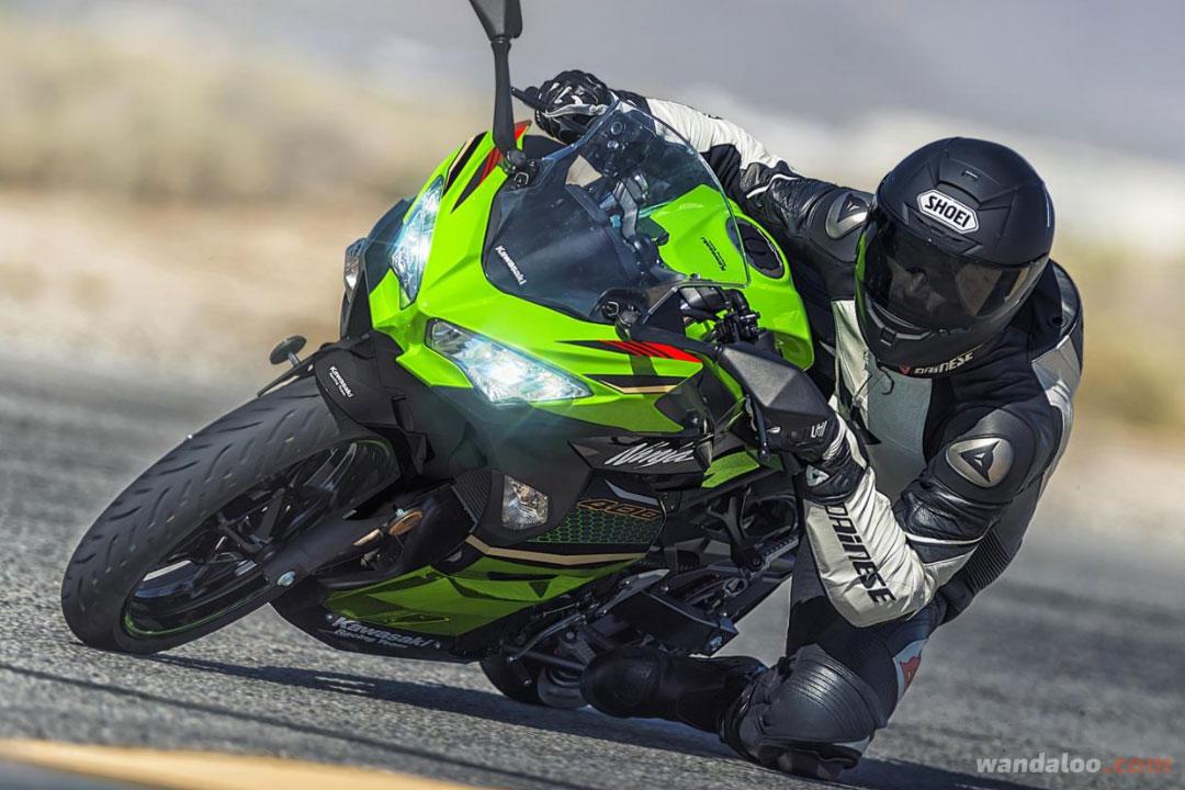 KAWASAKI Ninja 400 Maroc