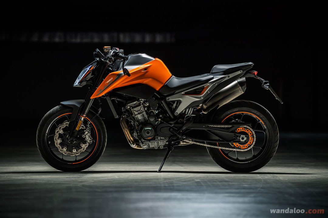 KTM Duke Maroc