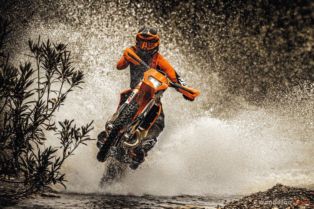 KTM EXC Maroc
