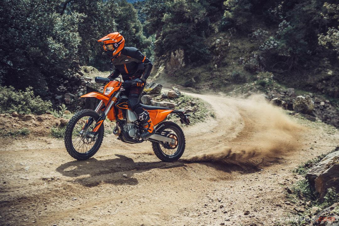 KTM EXC-F Maroc