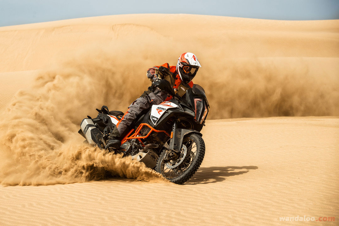 KTM 1290 Super Adventure Maroc