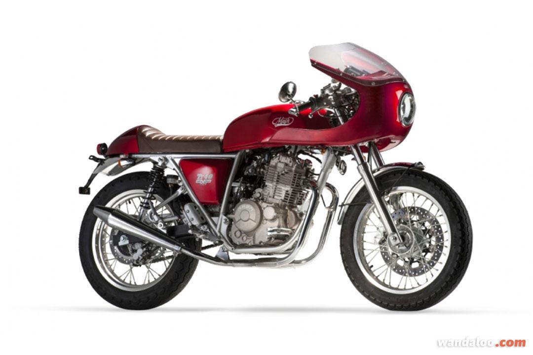 MASH TT40 Maroc