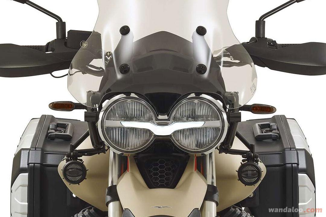 MOTO GUZZI V85 TT Travel Maroc