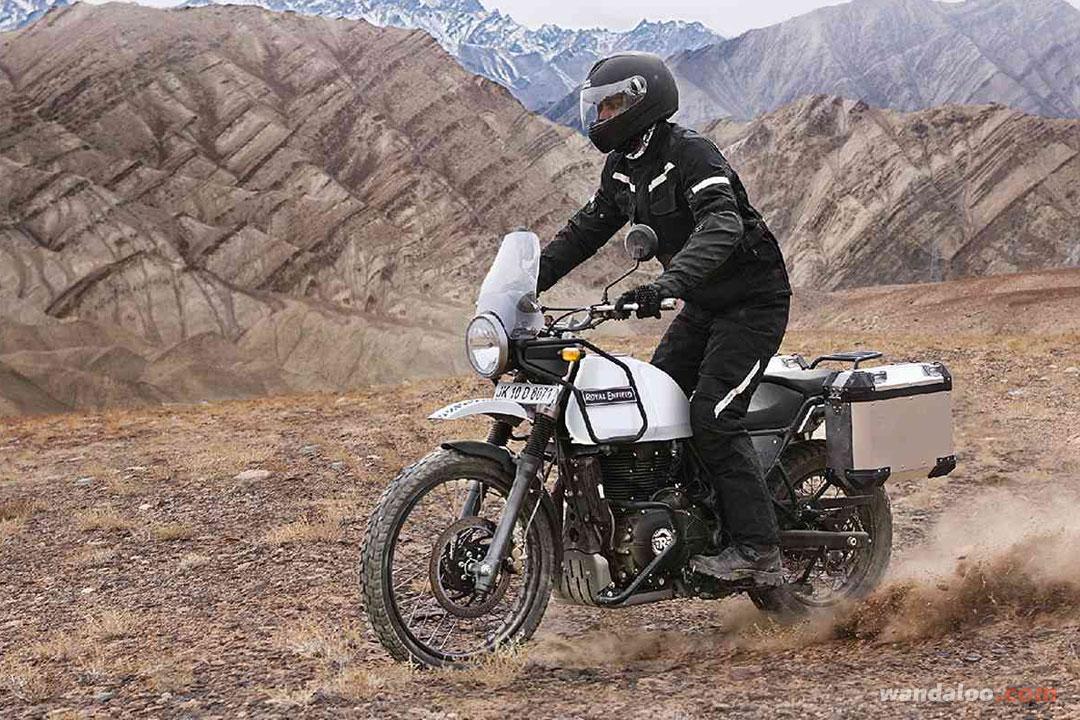 ROYAL ENFIELD Himalayan Maroc